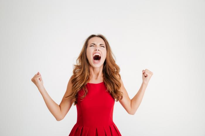 Vztek musí vyplout na povrch, protože ten potlačovaný způsobuje deprese.
