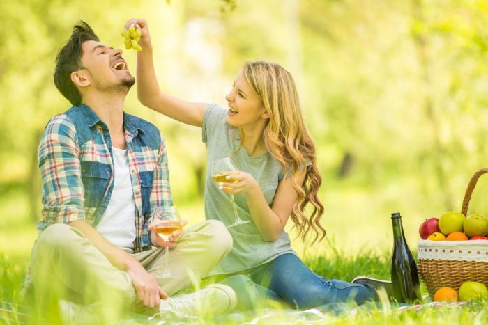 Užijte si vzájemnou přítomnost - piknik je pro poznávání ideální příležitost