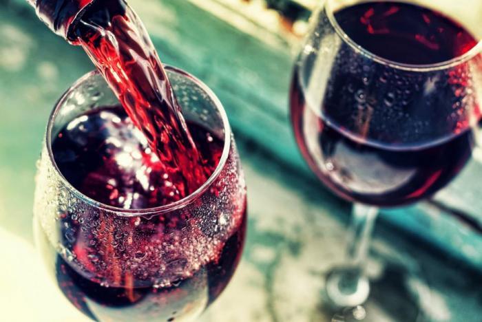 Vánoce jsou pro víno jako stvořené.