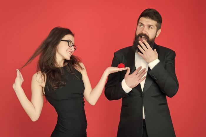 Kdy ženy můžou muže požádat o ruku? Třeba právě letos!