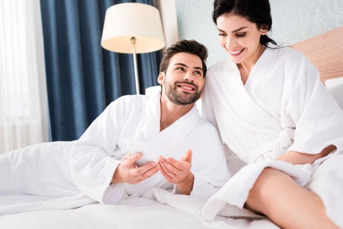 V hodinovém hotelu můžeš klidně i přespat.