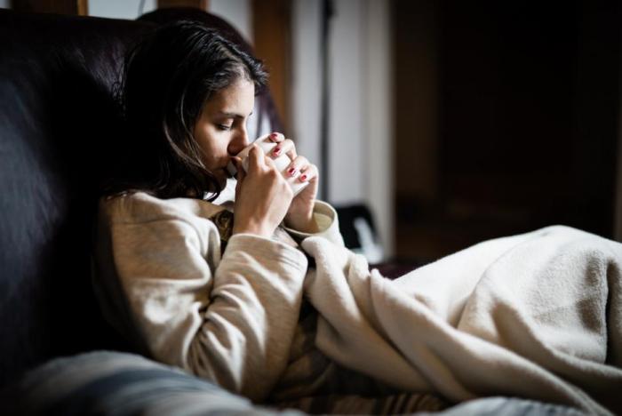 Babské rady si poradí i s chřipkou.