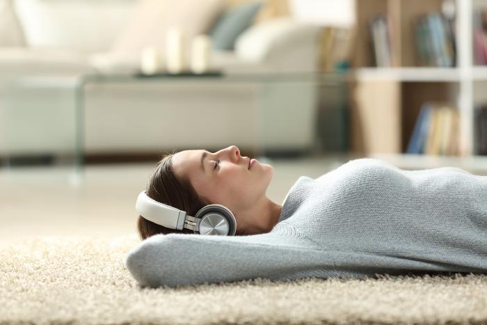 Omalovánky, poslech hudby nebo masáž konkrétních bodů na těle. I to pomáhá!