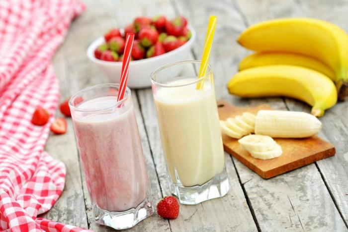 Namíchej si lahodné smoothie. Může být tvým oblíbeným osvěžením do horkých dnů!