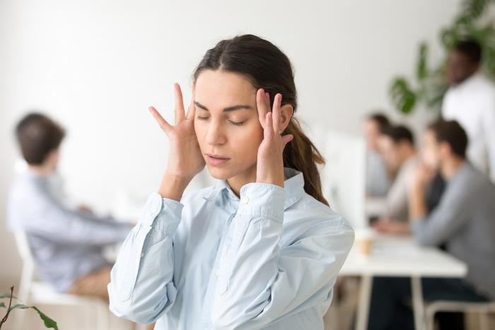 Panická ataka má některé stálé projevy. Jedním z nich může být i hyperventilace.