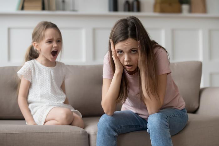 Nemáš na to, abys trávila celé dny s dítětem? Prostě ho neměj.