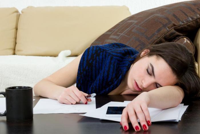 Chronický únavový syndrom postihuje hlavně ambiciózní perfekcionisty.