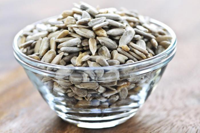 Semínka obecně tělu velmi prospívají.