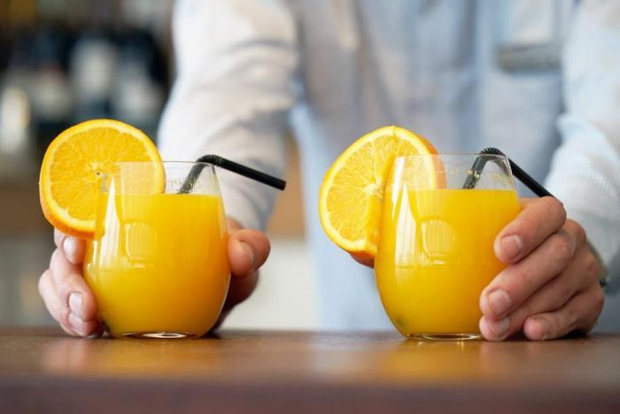 Pomeranče jsou dobrým zdrojem hořčíku.