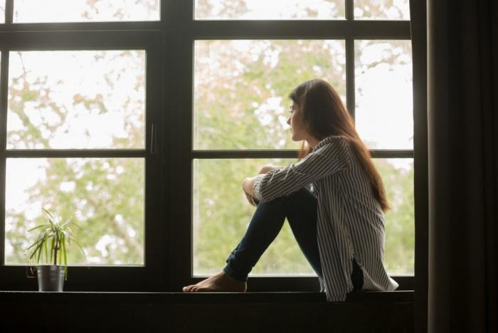 Podzimní počasí svádí k nečinnosti a smutku.