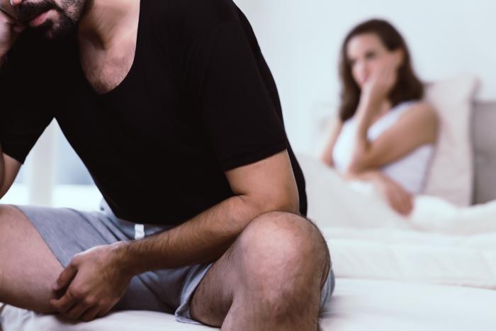Za bolestí při sexu může stát třeba psychický blok nebo nemoc.