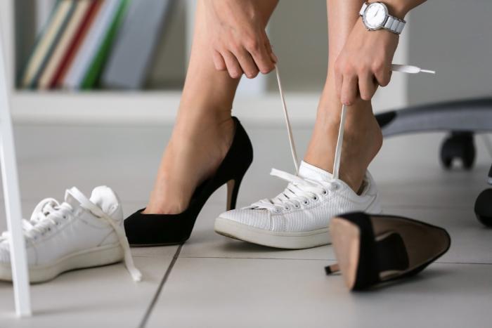 Botasky často nosí sebevědomé ženy.