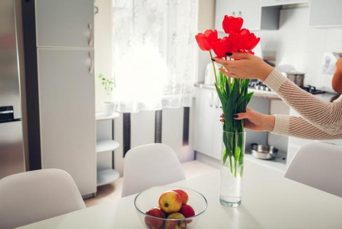 Květiny mohou říct i to, co se jinak člověk bojí vyjádřit.