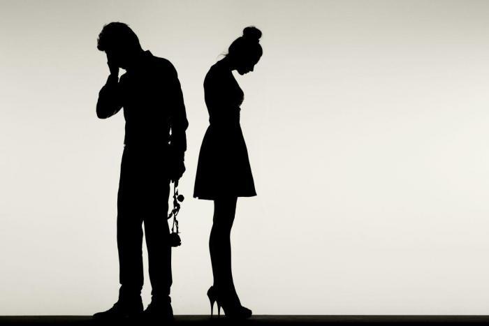 Špatně vedené hádky můžou směřovat i k rozchodu.