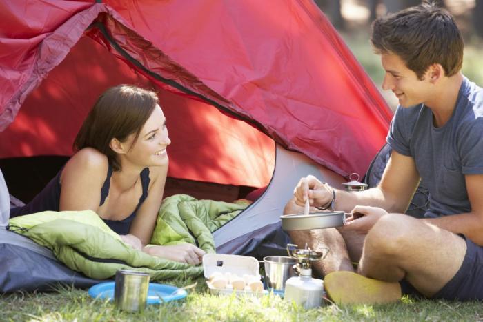 Otestuj si ho! Vydejte se spolu pod stan a možná zjistíš, jak vám to bude klapat v běžném životě!