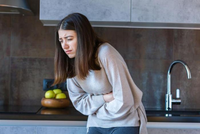 Slabá menstruace může být i ze stresu.