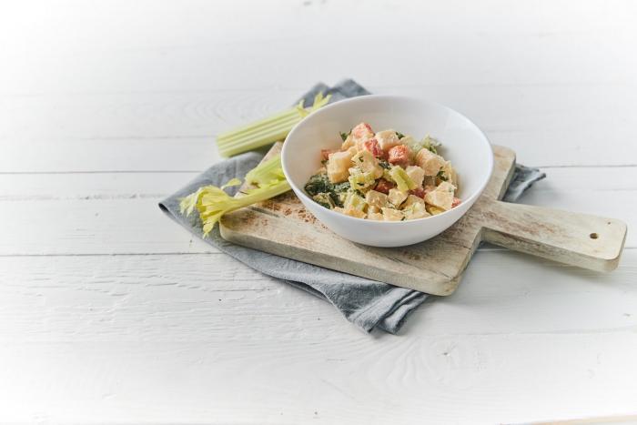 Pokud miluješ bramborový salát, udělej si jeho náhražku. Ani to nepoznáš!
