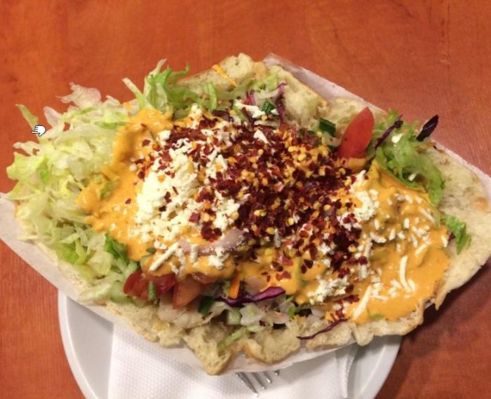Tenhle je kebab je úplně TOP!