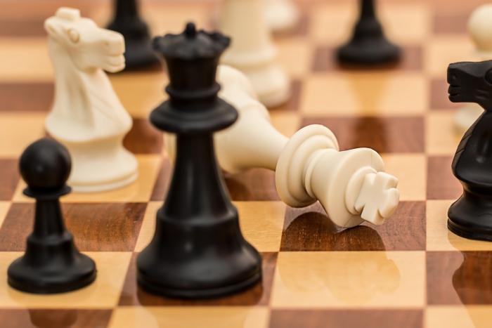 Šachy nejsou jen výsadou mužů.