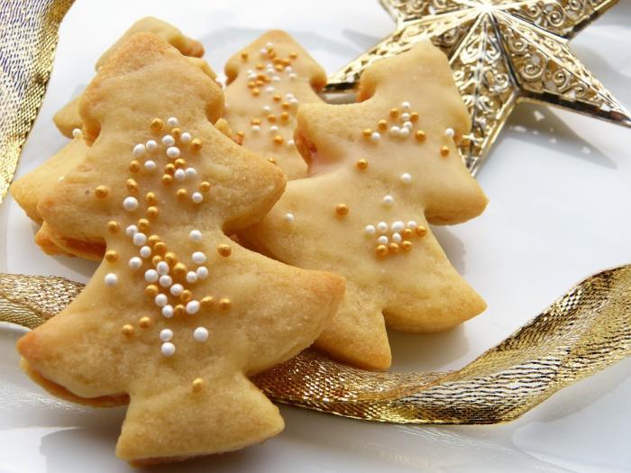 Linecké těsto se používá k přípravě dobrot po celý rok, nejen na Vánoce.