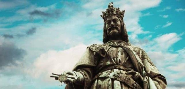 Karel IV. byl jedním z nejvýznamnějších lidí v naší historii.