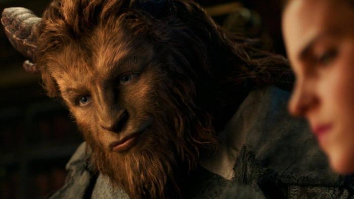 Kráska a zvíře je přehlídkou skvělých hereckých výkonů.
