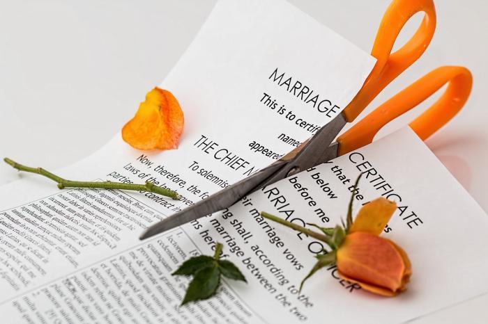 Rozvod je mnohdy to nejlepší, co může žena udělat.
