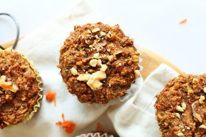 Muffiny mají i svou zdravější verzi.