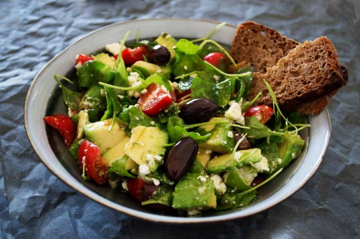 Podzimní saláty tě dokážou i prohřát.