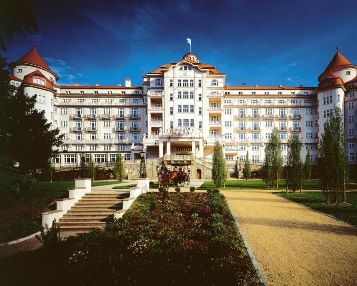Luxusní hotel nabídne dokonalé zázemí pro jakoukoli svatbu.