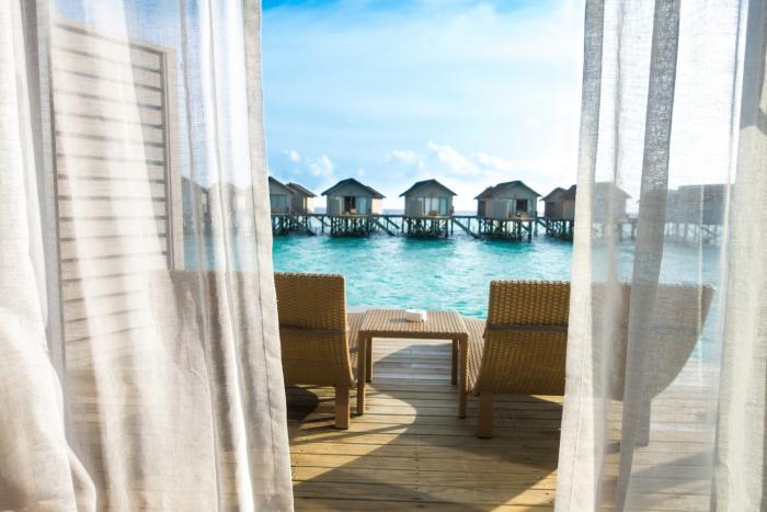 Dovolená na Maledivách? To je sen!