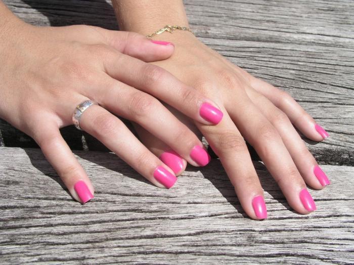 krásné nehty jsou to, čeho si všimne každý