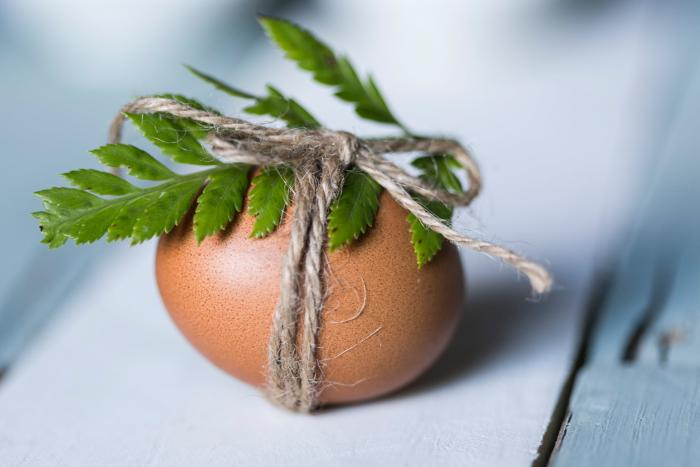Vajíčka nemusíš jen barvit. Zdob je!