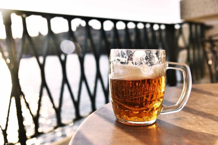 Pivo je vynikající, ale dodá ti pořádnou dávku energie.