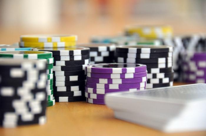 Jak se oblékneš do kasina ty?
