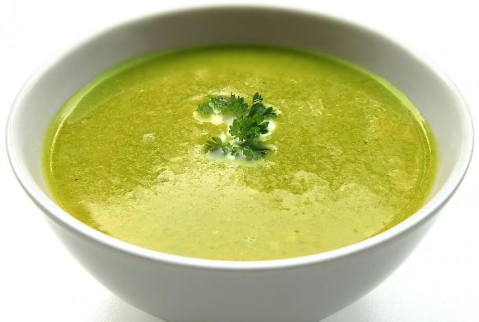 Je libo Vlaštovčí polévku?