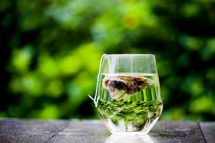 Po vypití čaje můžeš různě naložit i se sáčkem.