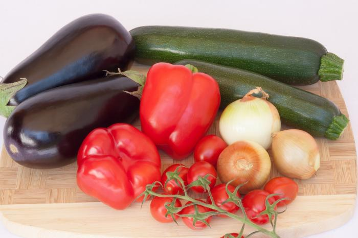 Zelenina k obědu je dobrý nápad, zvlášť pokud je horko.