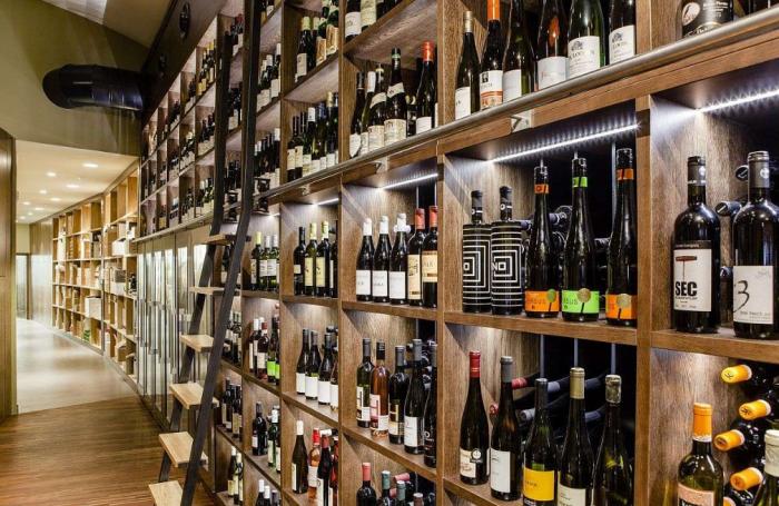 Nespočet druhů vína dělá z Vinografu to, čím je.