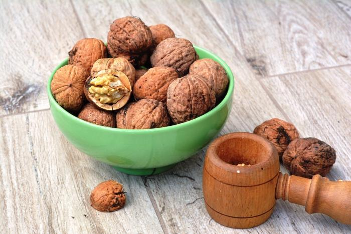 Vlašské ořechy nespojuj jenom s cukrovím!